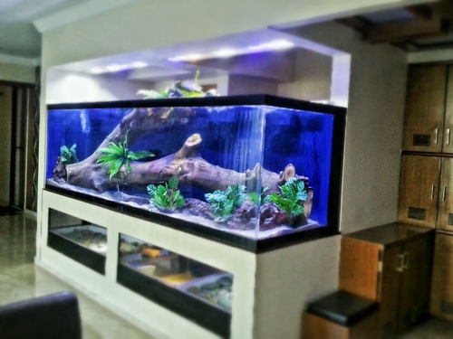 Aquarium Fiberglass Drift Wood