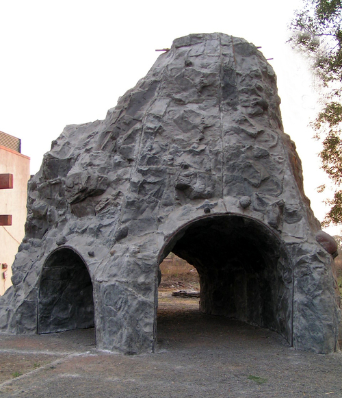Artificial Rock Work