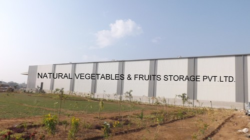 Agricultural Cold Storage