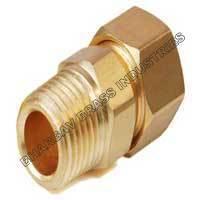 Brass Compression Male Adaptors