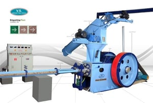Construction Briquetting Machinery