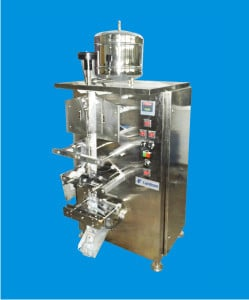Fully Automatic Butter Milk Packing Machine