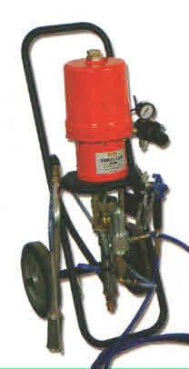 Airless Drum Press Equipment