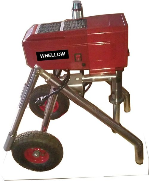 Electric Airless Spray Painting Equipment In Pune