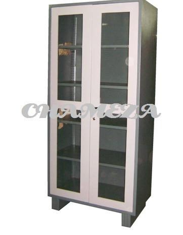 Glass Door Storewell