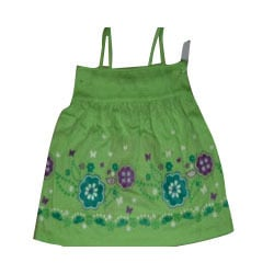 Kids Embroidered Frocks