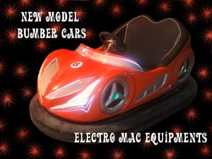 Bumper Cars (Battery Operated/Floor Pick Up/Antenna)