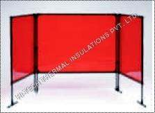 Transparent Welding Curtain