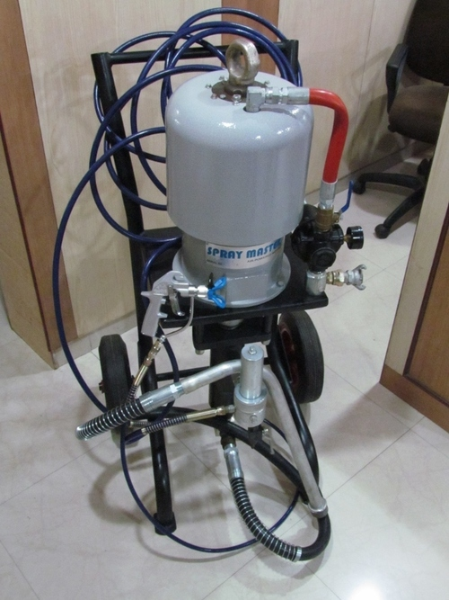 Spray Master Airless Machine