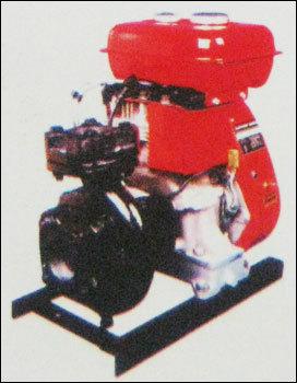Petrol Start Kerosene Run Engine Pump Set