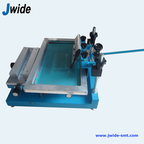 High Precision PCB Manual Stencil Printer