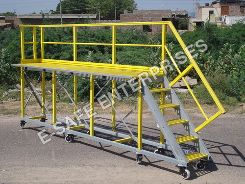 Special Purpose Trolley Ladder