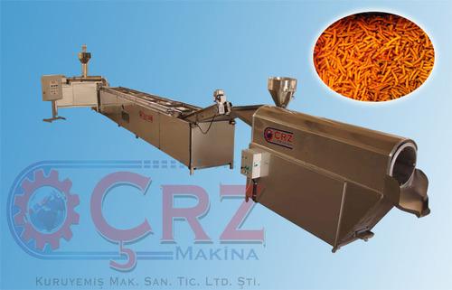 Corn Nuts Production Line CRZ-2000