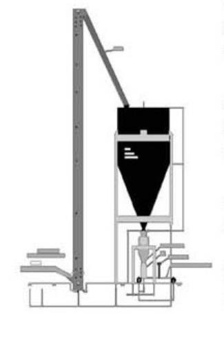 Storage Silo And Baggaging System