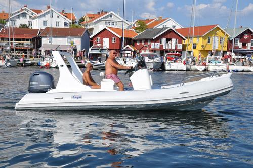 Liya 19ft Rigid Hull Inflatable Boat Rib Boat