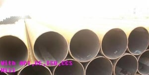 Hot-rolled Steel Pipes (SMLS)