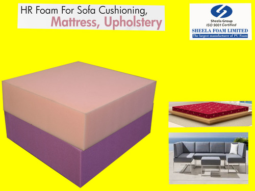 High Resilence Pu Foam For Furniture