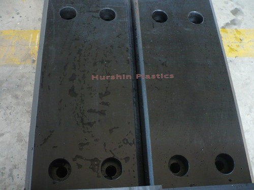 Anti Corrosion Frontal Board on D/Cell Rubber Fender