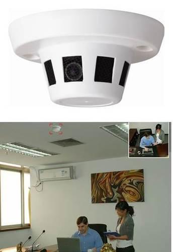 259 Wifi Camera In Smoke Detector