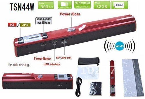 564 - Scanner : Handy Wifi