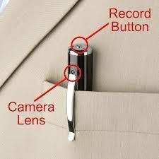 Dvr Hidden Camera Pen