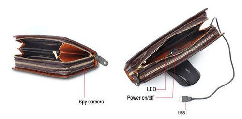 Handbag Dvr Hidden Camera