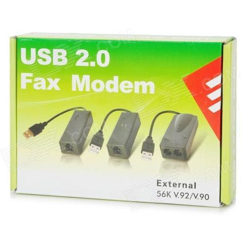 Usb Fax Modem