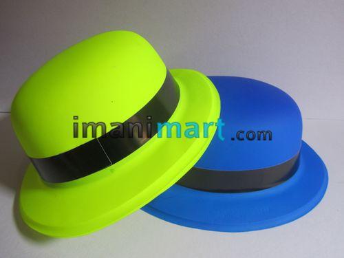 Neon Party Hats in  Abdul Rehman St.-Masjid Bunder (W)