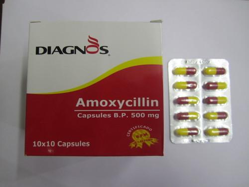 Amoxycillin Tablet (500 Mg)