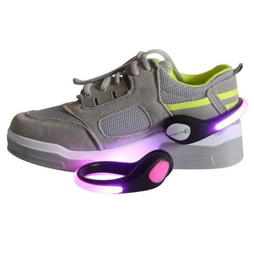 Decorative Light LED Shoe Clip