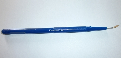 Ophthalmic Knife Keratome
