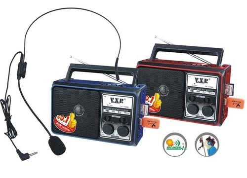 MP3 Player USB SD Radio