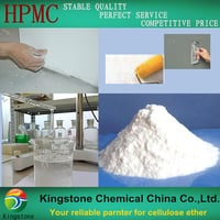 Cellulose Ether (HPMC, MHPC) for construction