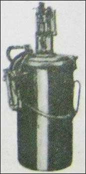 Air Operated High Pressure Grease-Oil Pump