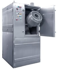 Cryogenic Rubber Deflashing Machine for Orings Absobers and Gaskets