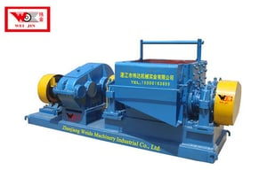 Rubber Cleaning Machine