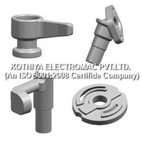 Investment Casting For Earth Moving Machinery