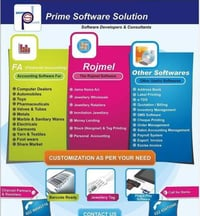 Accounting Software Designing Service