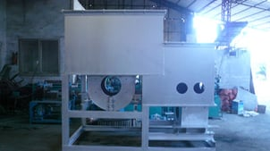 Brass Scrap Used Induction Melting Furnace