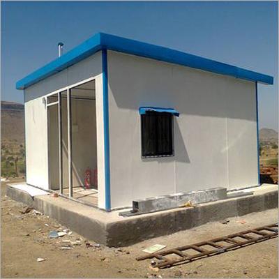 Fiber Cement Board Porta Cabin