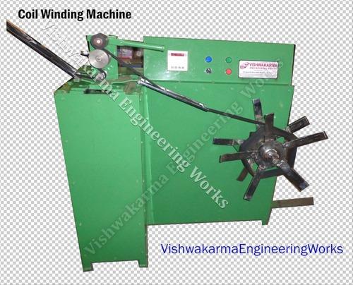 Zipper Winding Textile Machine