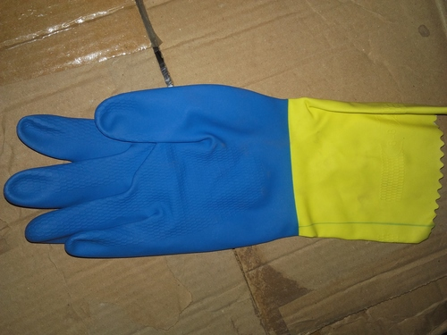 Industrial Rubber Gloves For Workers