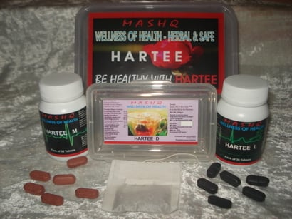 Hartee Chest Pain Tab