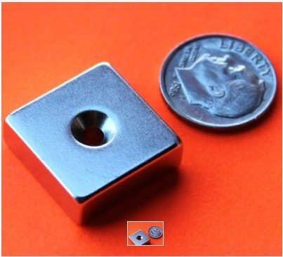 Strong Countersunk Magnets N42 Magnets