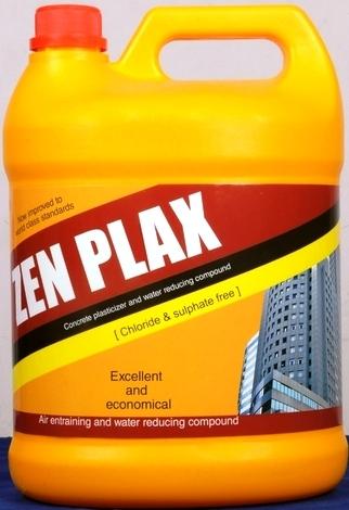 Zen Plax Concrete Plasticizer at Best Price in Kolkata, West