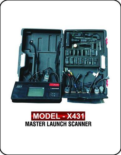 Master Launch Scanner