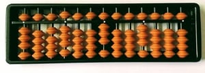 13 Rod Student Abacus