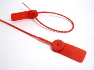 Pull And Fasten R-7 Plastic Seal