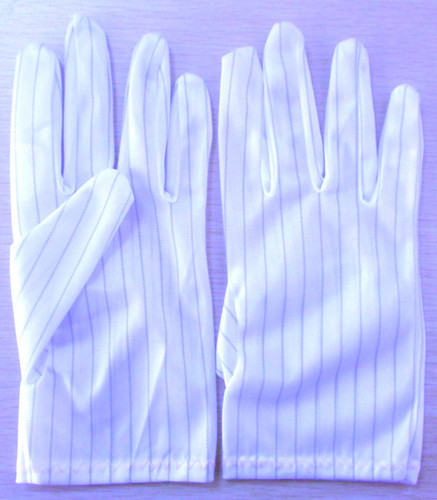 Esd Gloves Lint Free Polyester