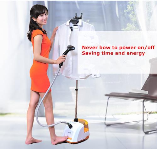 Hassle Free Performance Garment Steamer
